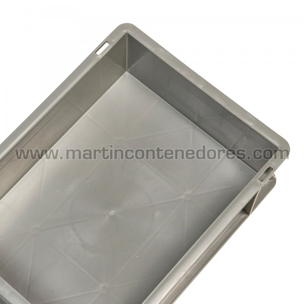 Bac plastique euronorm volume 10 litres
