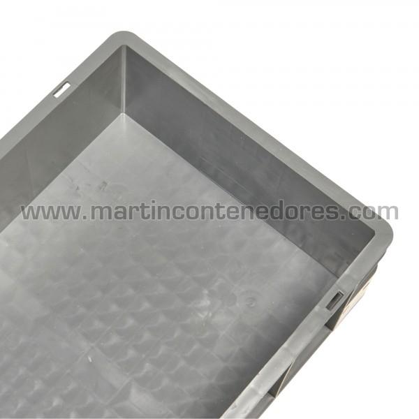 Bac plastique euronorm volume 30 litres
