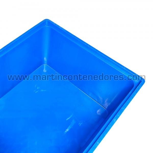 Contenedor plástico estanco