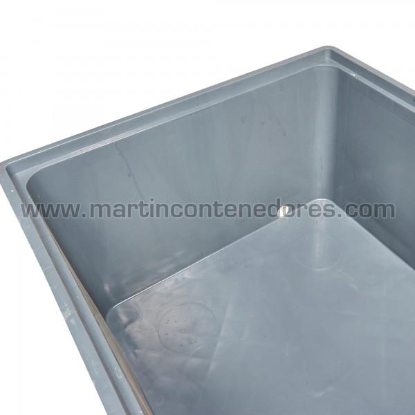 Contenedor plástico  fabricado en PE Calidad alimentaria