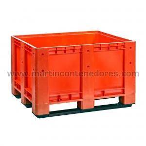 Box plastic...