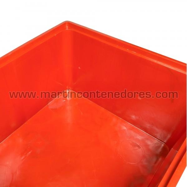 Caisse palette plastique étanche