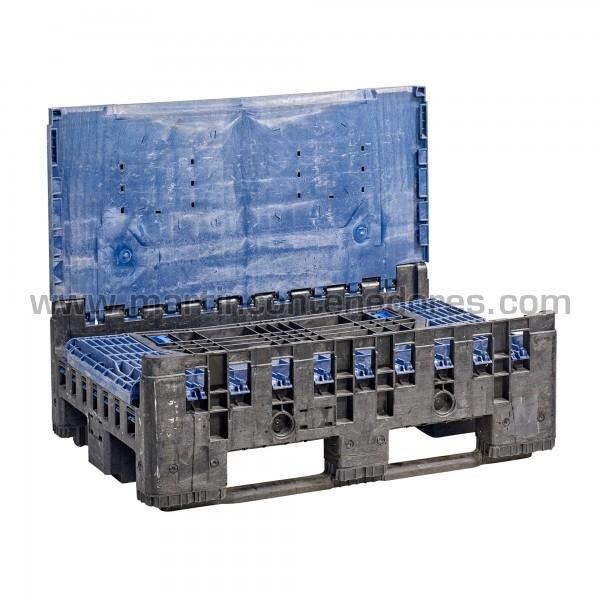 Conteneur plastique magnum d'occasion