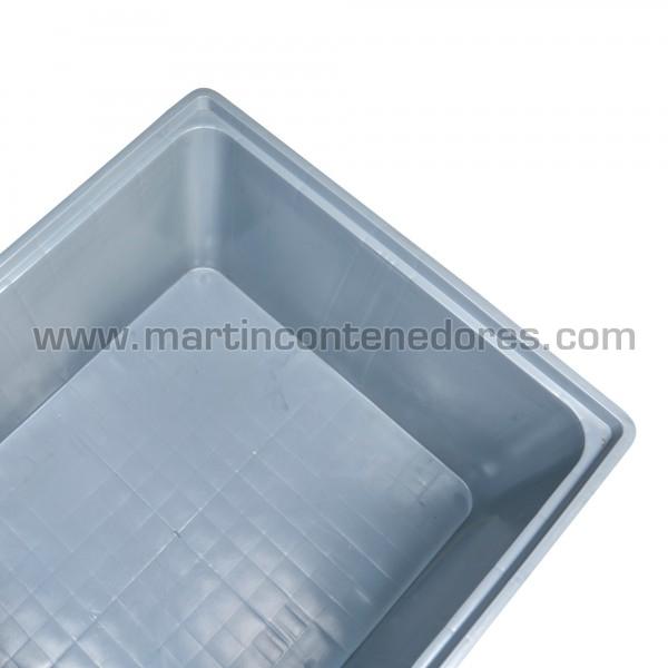 Contenedores Plásticos fabricado en polipropileno