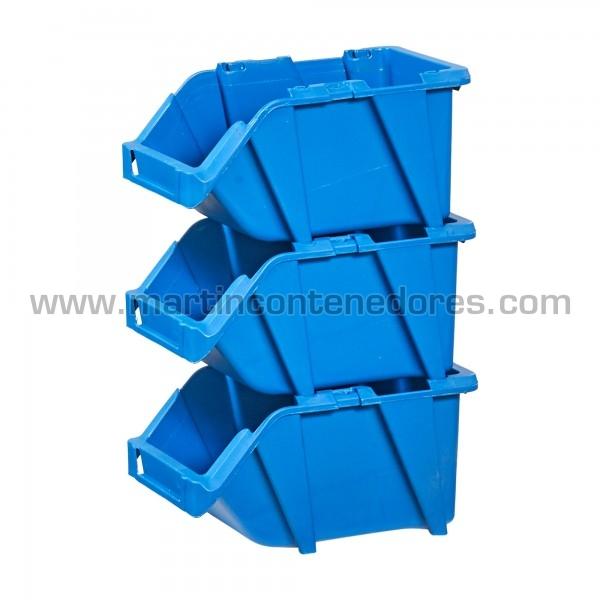 Gaveta plástica fabricado en polipropileno