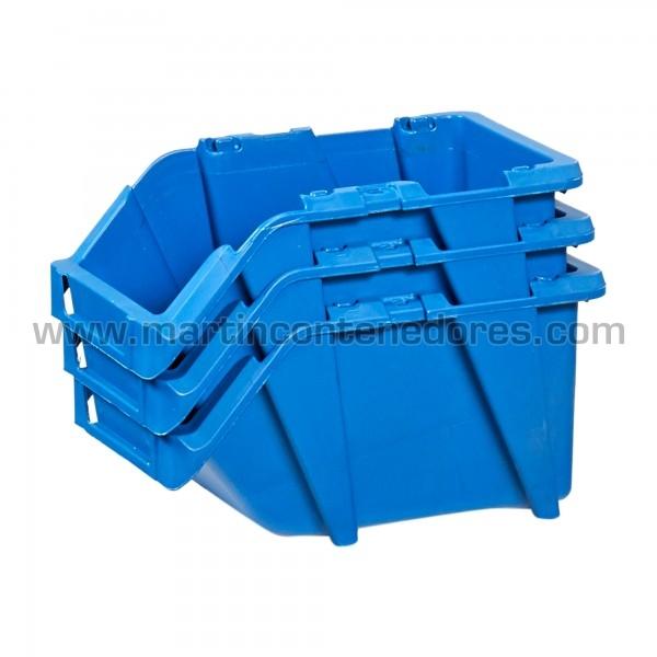 Bac à bec plastique largeur 103 mm