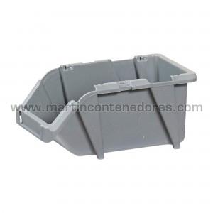 Gaveta plástica 165x103x76 mm