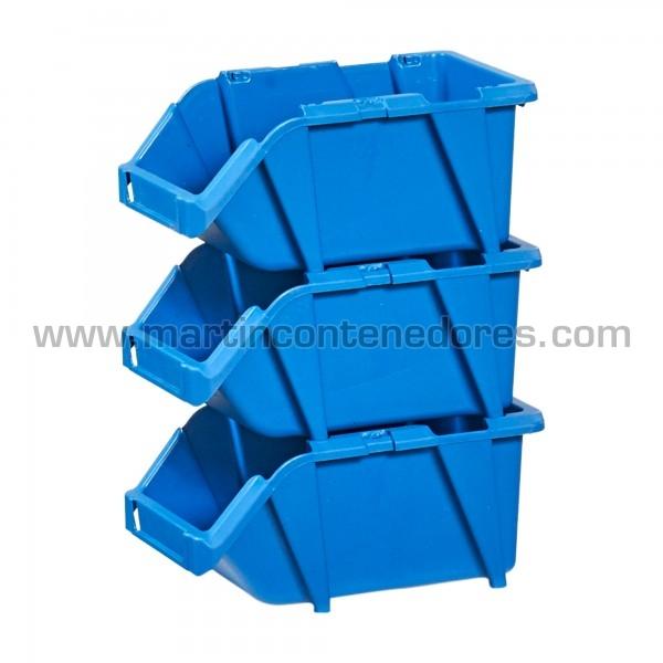 Bac à bec plastique poids à vide 0,95 kg