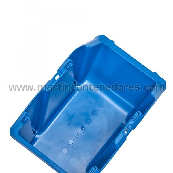 Gaveta plástica visualizadora fabricado en polipropileno