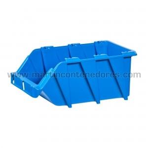 Gaveta plástica 360x218x156 mm