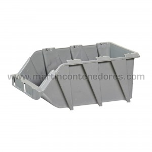 Gaveta plástica 355x218x155 mm
