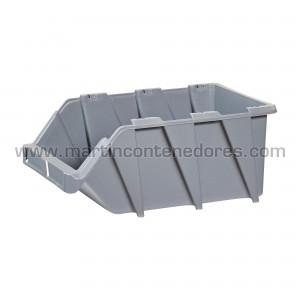 Gaveta plástica 420x265x178 mm
