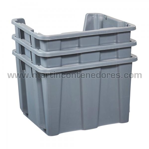 Gaveta plástica 490x400x300 mm