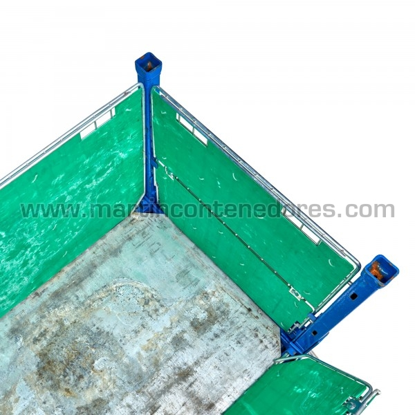Caisse palette hauteur utile 700 mm