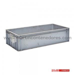 Caja plástica 800x400x200 mm