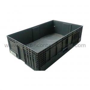 Caja plástica 980x590x280/260 mm
