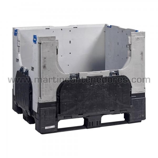 Contenedores Plásticos con capacidad de carga 650Kg