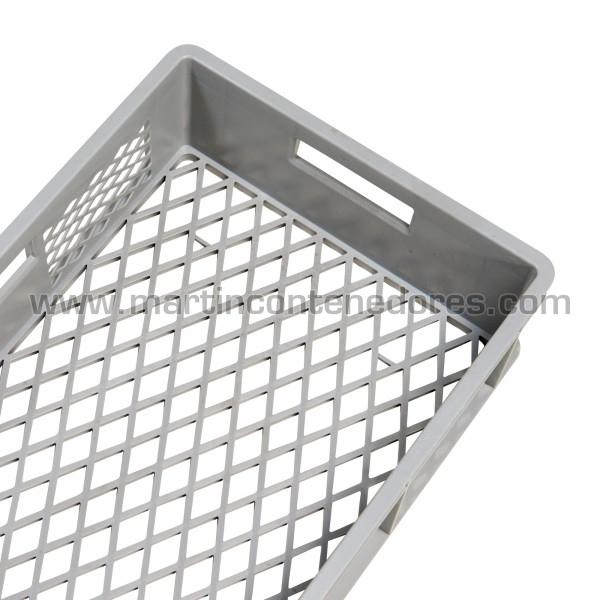 Cajas plásticas alto 150 mm