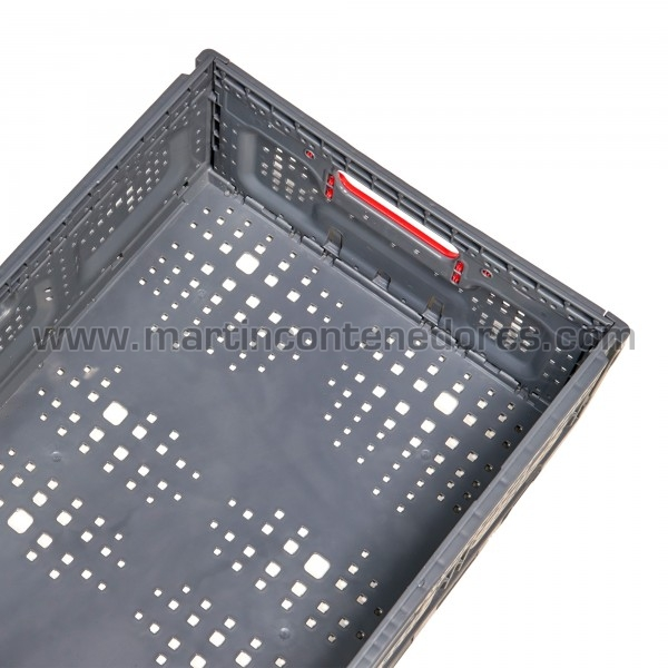 Caja asas ergonómicas sin rebaba