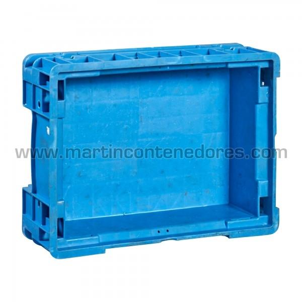 Bac plastique klt avec poignées integrés