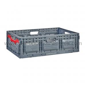 Caixa rebativel 600x400x185 mm