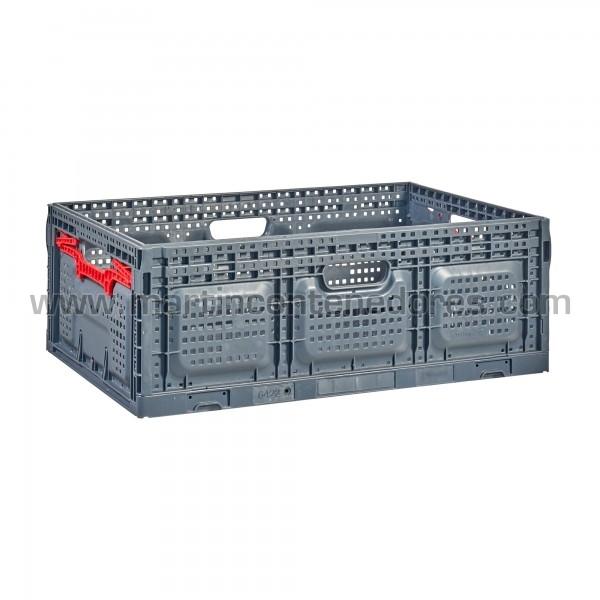 Caja plegable volumen 46 litros