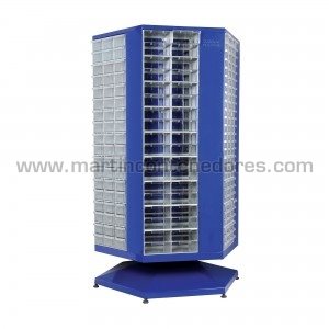 Rotating cabinet with 333...
