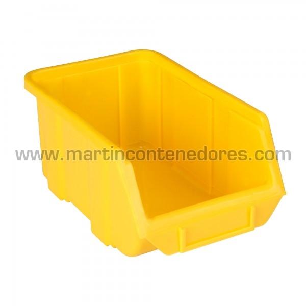 Bacs à bec longueur 255 mm jaune