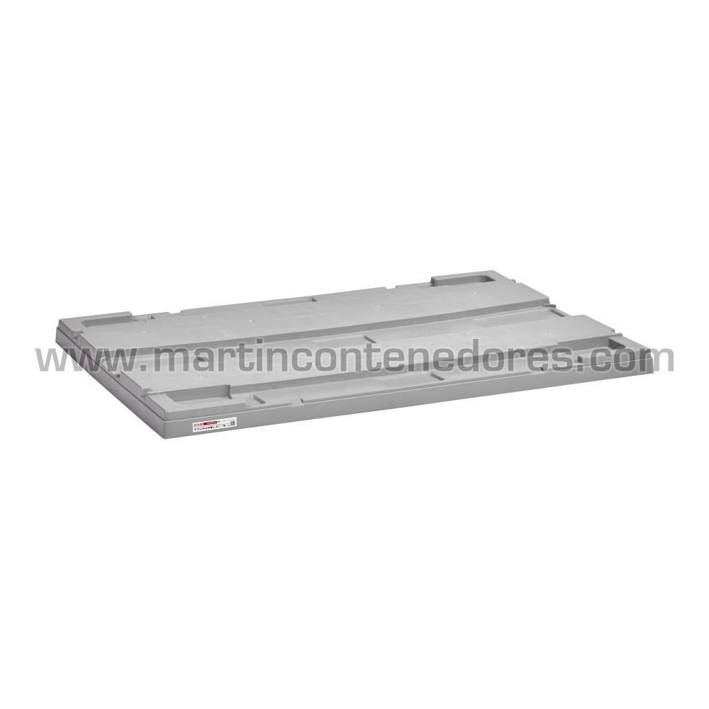 Tapa plástica para palet/contenedor fabricado en PP virgen