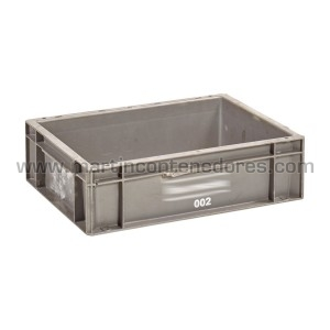 Plastic box 400x300x120 mm