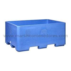 Isothermal container...