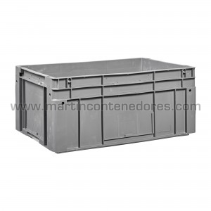 Caja plástica 600x400x270 mm