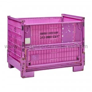 Mesh stillages foldable...