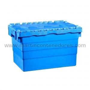 Box nestable 600x400x370 mm