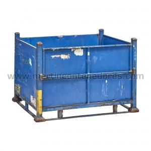 Steel box 1200x1000x760 mm