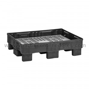 Pallet retention plastic 70...