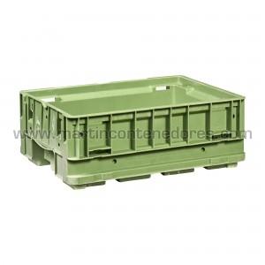 Caixa R-KLT 400x300x145/120 mm