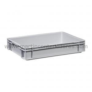 Caja Euro-norma 400x300x75 mm