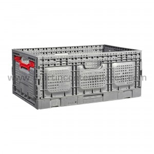 Caixa rebatível 600x400x260 mm