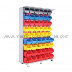 Stationary storage rack...