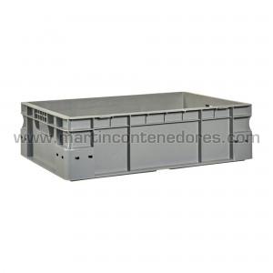 Caja plástica 600x400x170 mm