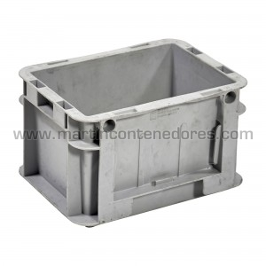 Plastic box 200x150x120/118 mm