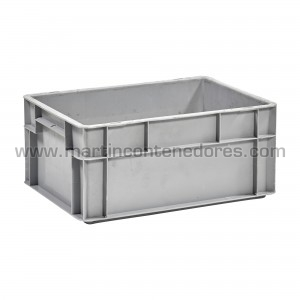 Plastic box 400x300x175/170 mm