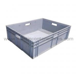 Caja plástica 800x600x230 mm