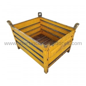 Steel box 1000x800x600 mm