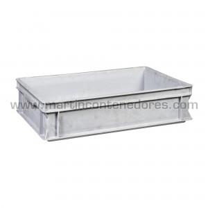 Caja plástica 600x400x145 mm