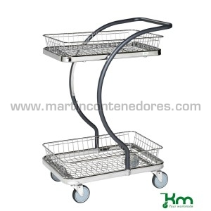 C-line basket trolley...