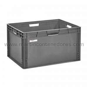 Plastic box 800x600x445 mm