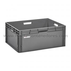 Caja plástica 800x600x340 mm