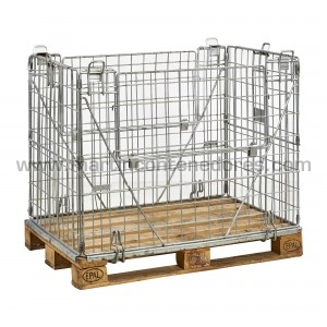 Mesh stillages...